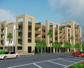 Appartamenti e attici di nuova costruzione.