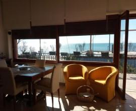 RIF: A101 Appartamento a 20 mt dal mare con splendida vista sul litorale