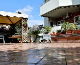 Rif: A173 Appartamento con giardino in zona ben servita