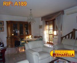 RIF:A189 Porzione Villa bifamiliare Via F.Filzi