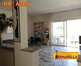 RIF: A205 - APPARTAMENTO CON TERRAZZO, VICINO MARE E CENTRO.