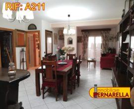 RIF: A211 - Zona Calcatore, elegante appartamento con terrazzino a livello.